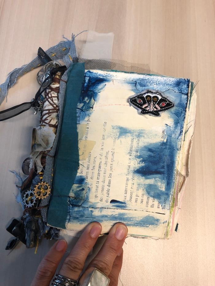 Journal fait main